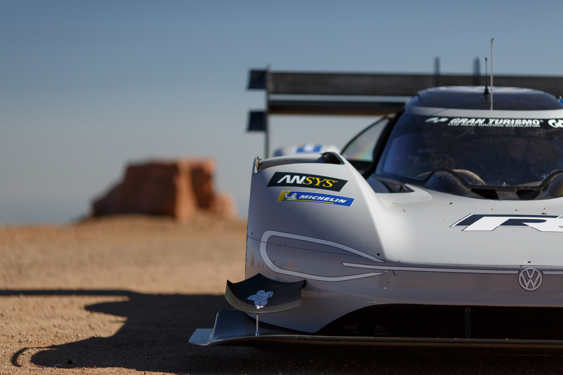 A science in its own right: The rapid-charging system for the I.D. R Pikes Peak