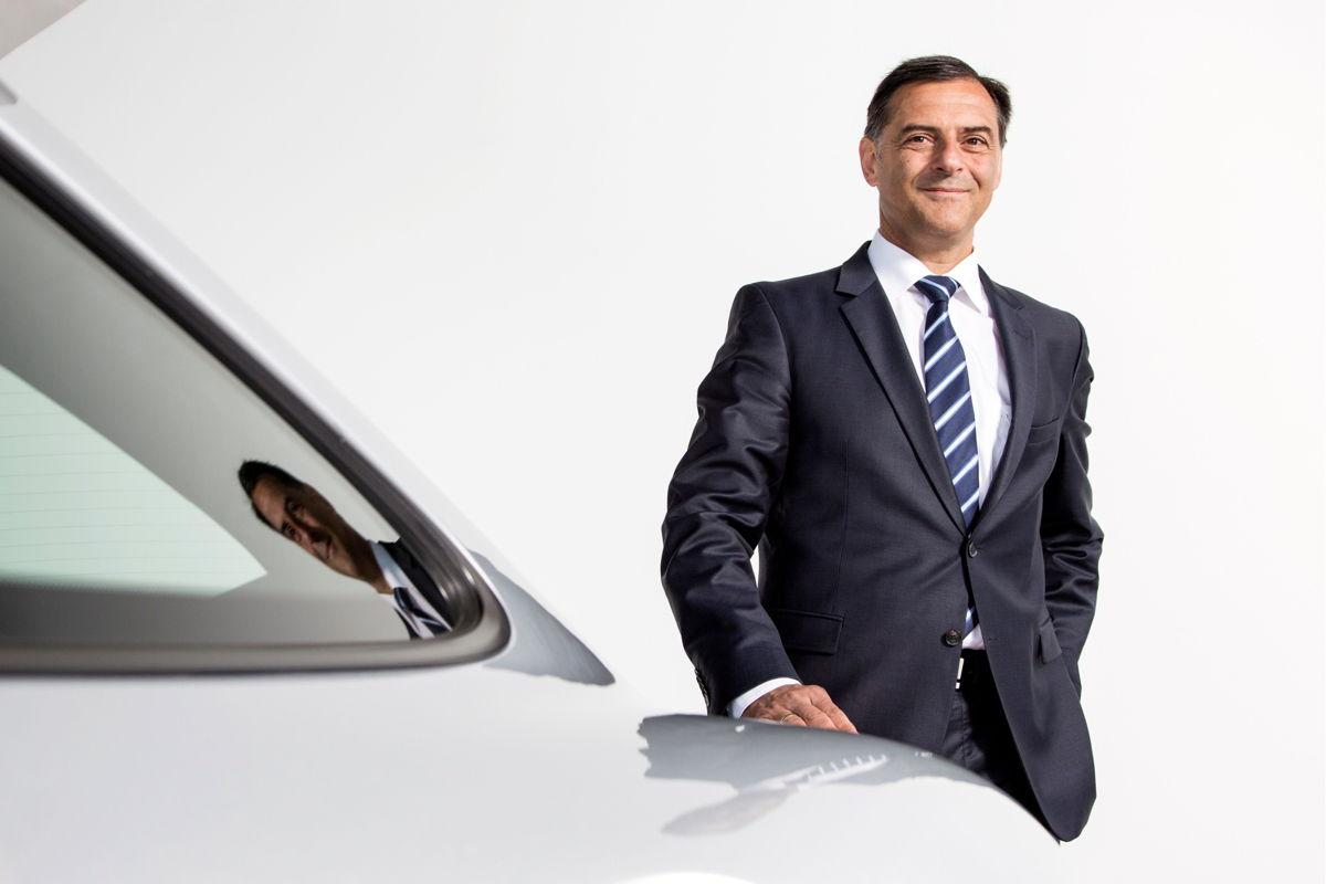 Michael Steiner, miembro del Consejo Directivo de Porsche AG responsable de Investigación y Desarrollo.