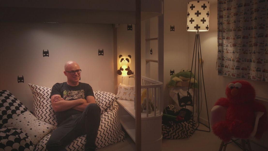 Philippe Geubels in Het huis (c) VRT