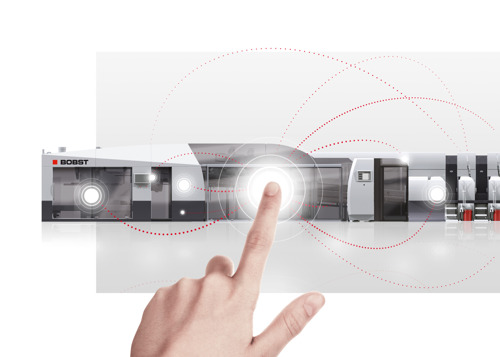 Digitalize, automate and connect: the backbone of packaging production