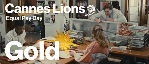mortierbrigade remporte un Gold Lion en film à Cannes
