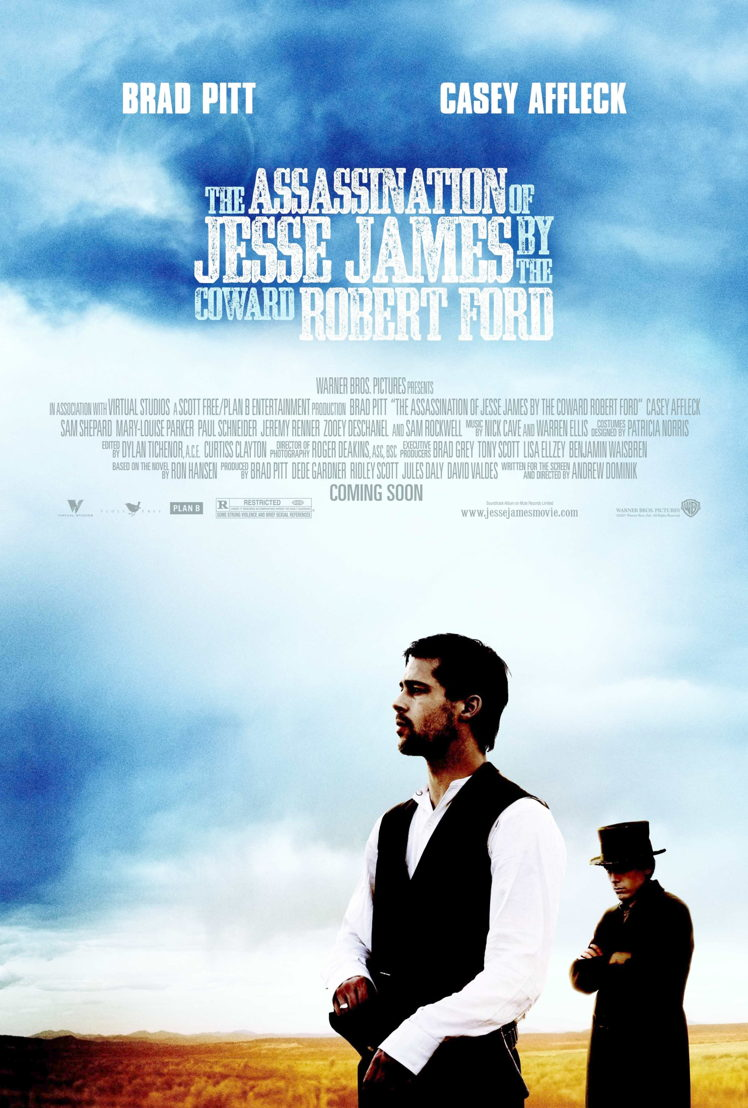 Affiche The Assassination of Jesse James by the Coward Robert Ford