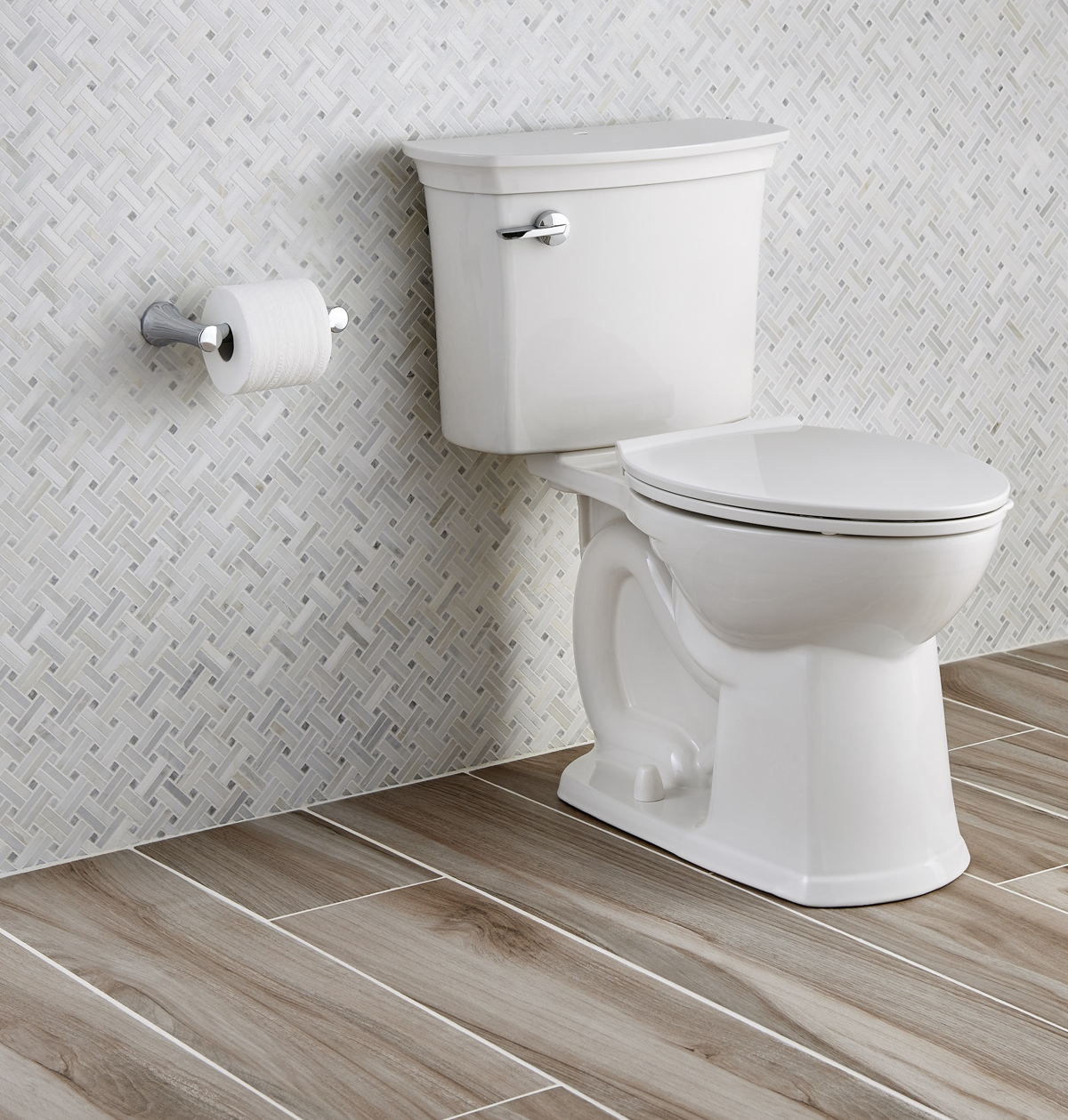 American Standard ActiClean toilet. Image courtesy of American Standard.