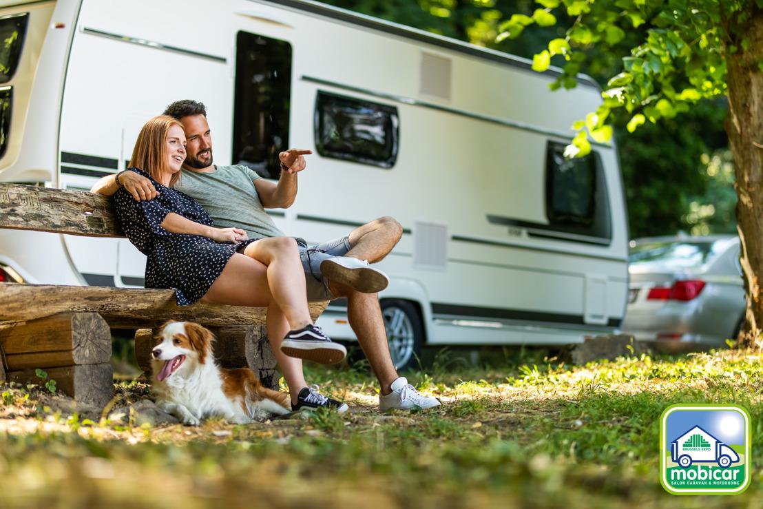 De plus en plus de Belges sont propriétaires d'un motorhome ou d'une caravane
