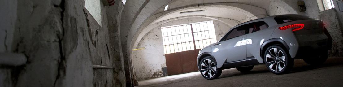 Hyundai op het salon van Genève