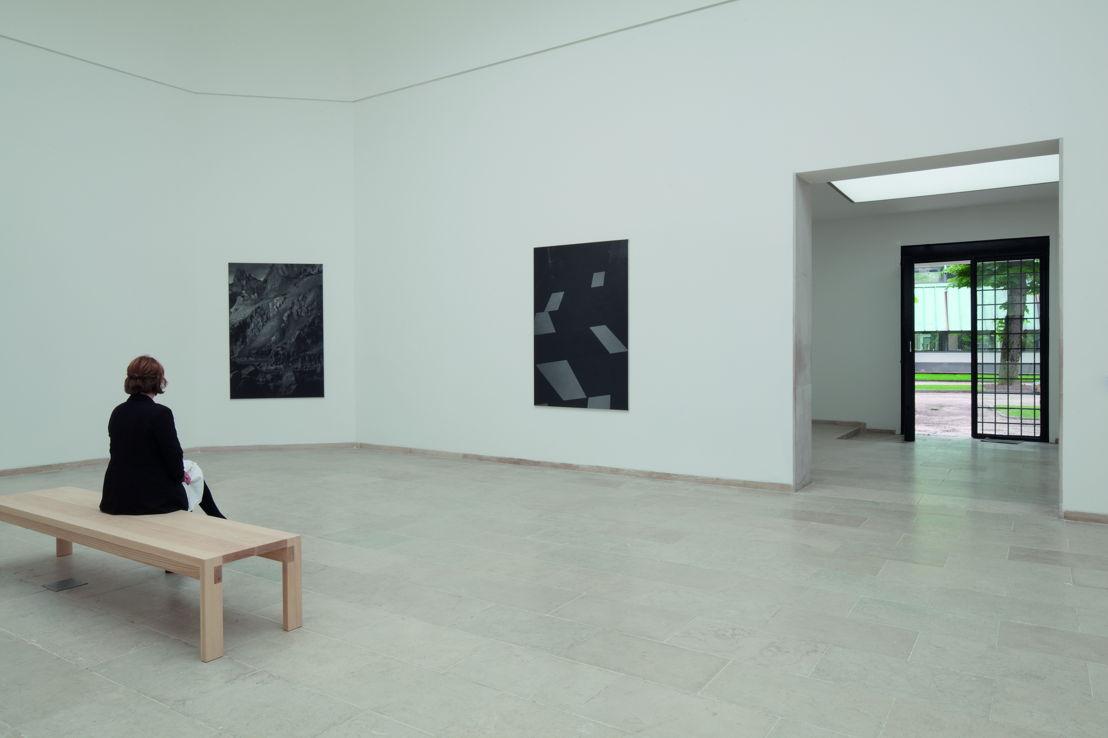 Vue de l'installation au Pavillon belge, 57e exposition internationale d'art, La Biennale di Venezia, Biennale Arte 2017 <br/>© Dirk Braeckman