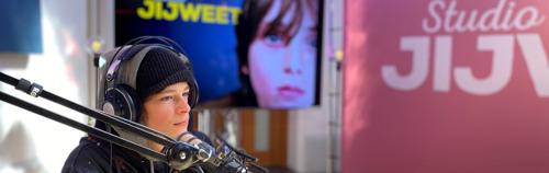 Radioshow wil jongeren in leefgroepen een stem geven