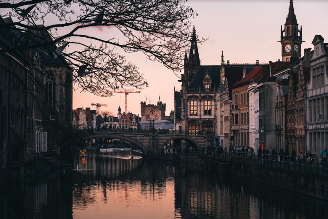 De eigenwijze stad Gent als binnenlandse parel ontdekken in groep