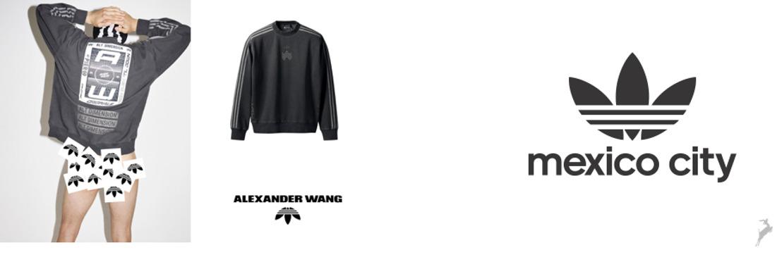 Llega la nueva temporada de la colaboración de Alexander Wang para adidas Originals