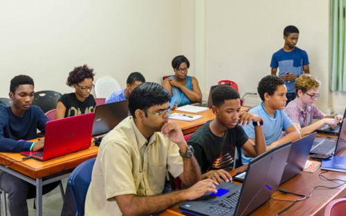Applications are now Open for Caribbean Computer Coding Workshops