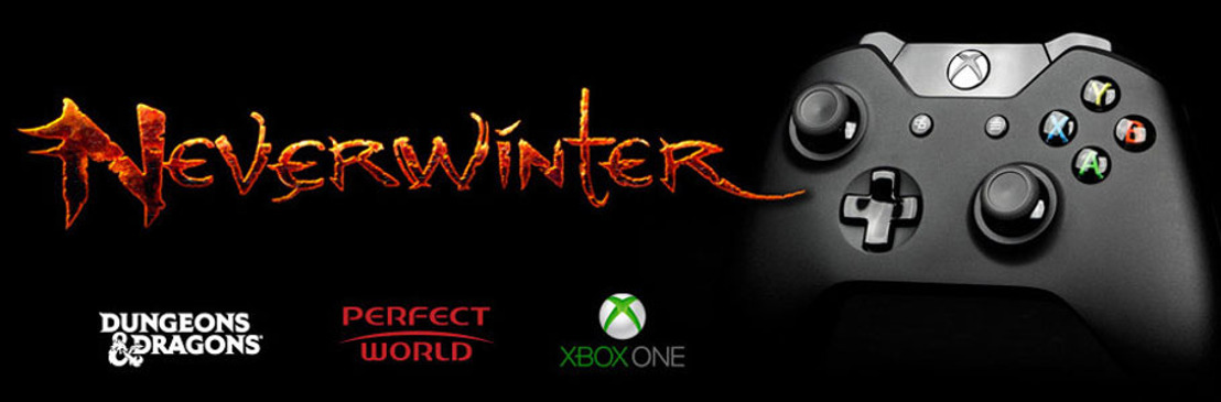 Neverwinter disponible sur Xbox One.