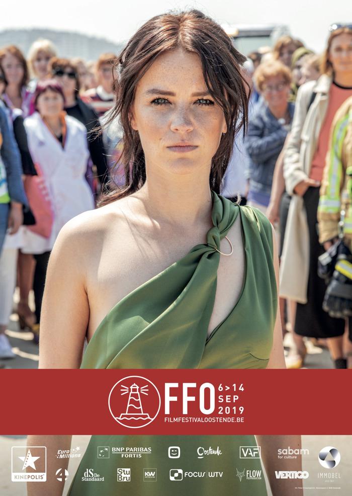 Lynn Van Royen zegt waar het op staat tijdens Filmfestival Oostende 2019!