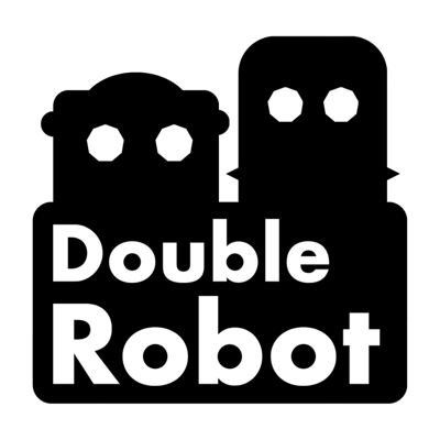 Double Robot press room