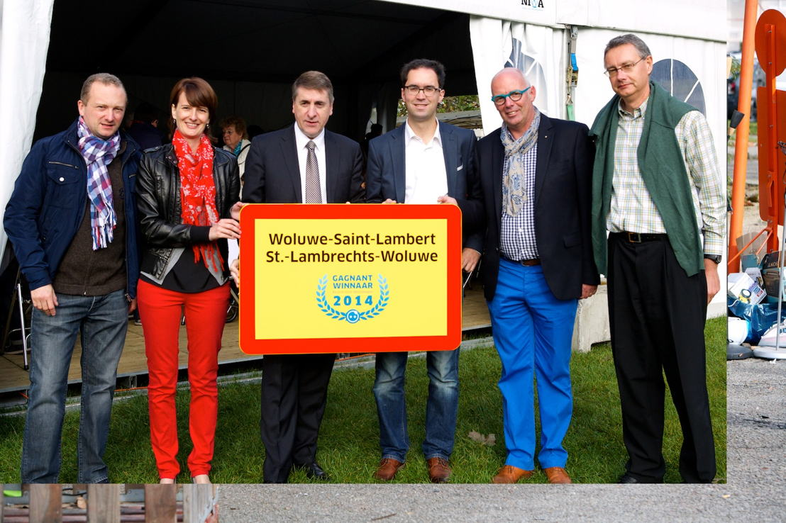 Recycleergem Sint-Lambrechts-Woluwe