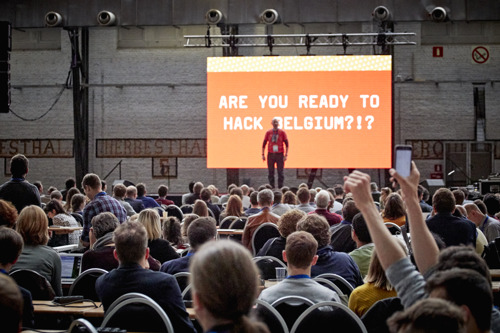 PERSUITNODIGING – Let's Hack Belgium!