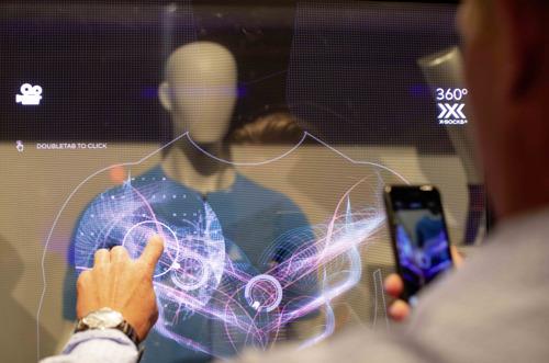 X-BIONIC virtualisiert den Fahrrad- und Sportfachhandel