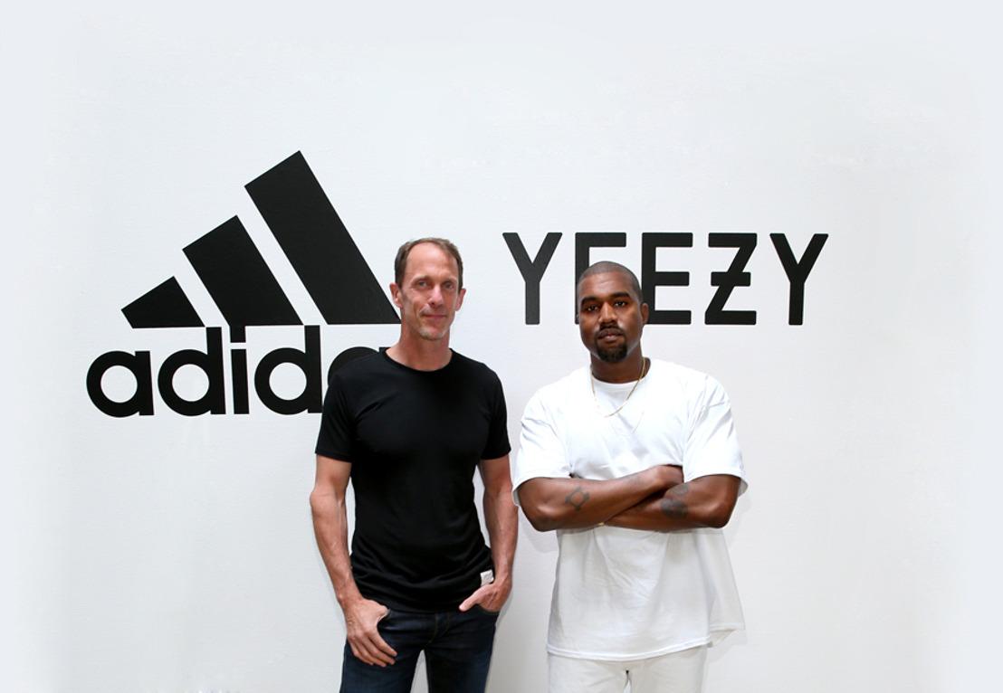 adidas y Kanye West hacen historia con la transformadora nueva alianza adidas + KANYE WEST
