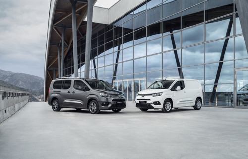 Preview: NOUVEAU TOYOTA PROACE CITY