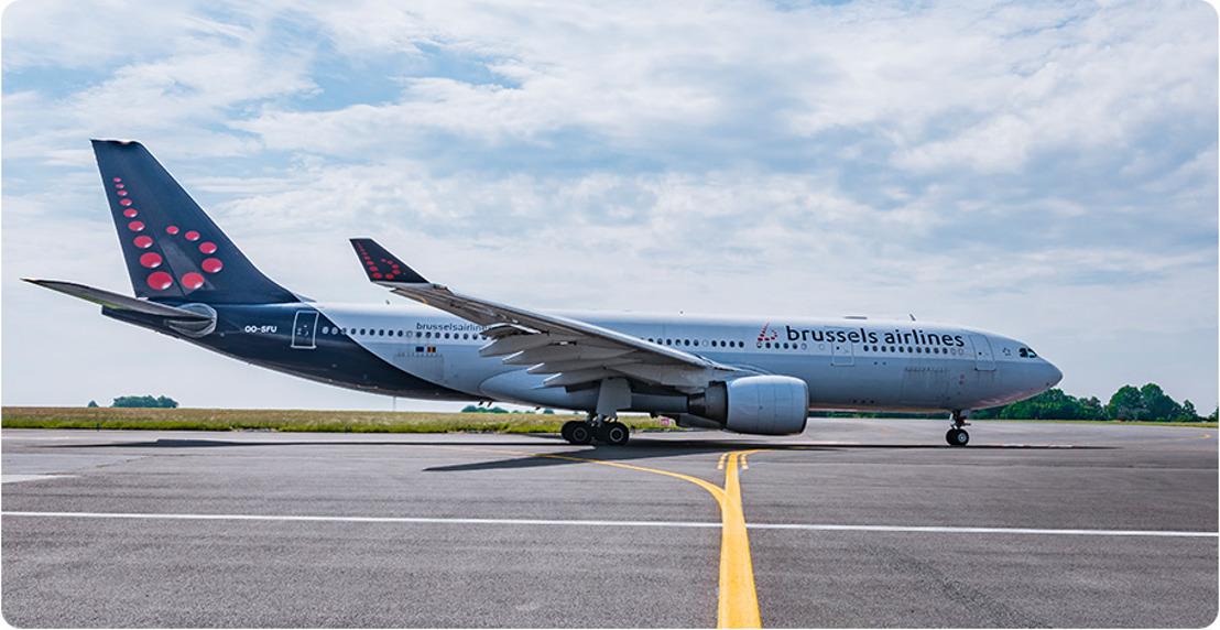 Brussels Airlines rajeunit sa flotte long-courrier A330