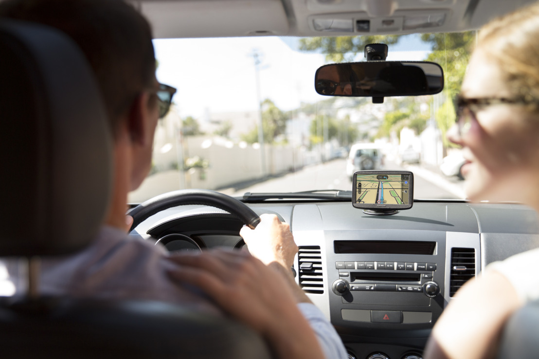 TomTom lance sa nouvelle gamme de GPS TomTom START