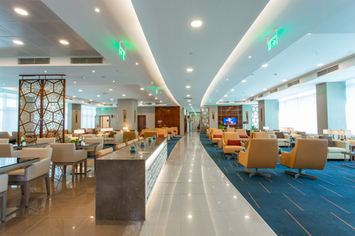 Emirates Opens First Dedicated Airport Lounge in Cairo