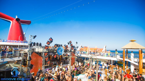 Groove Cruise Offers You An Opening DJ slot with Markus Schulz on the Groove Cruise Miami