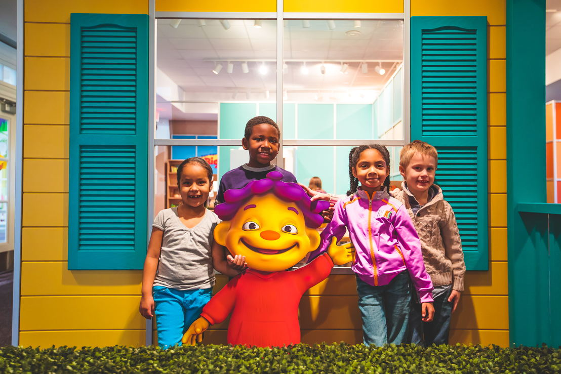 Sid the Science Kid: The Super-Duper Exhibit! (Courtesy of The Magic House®)