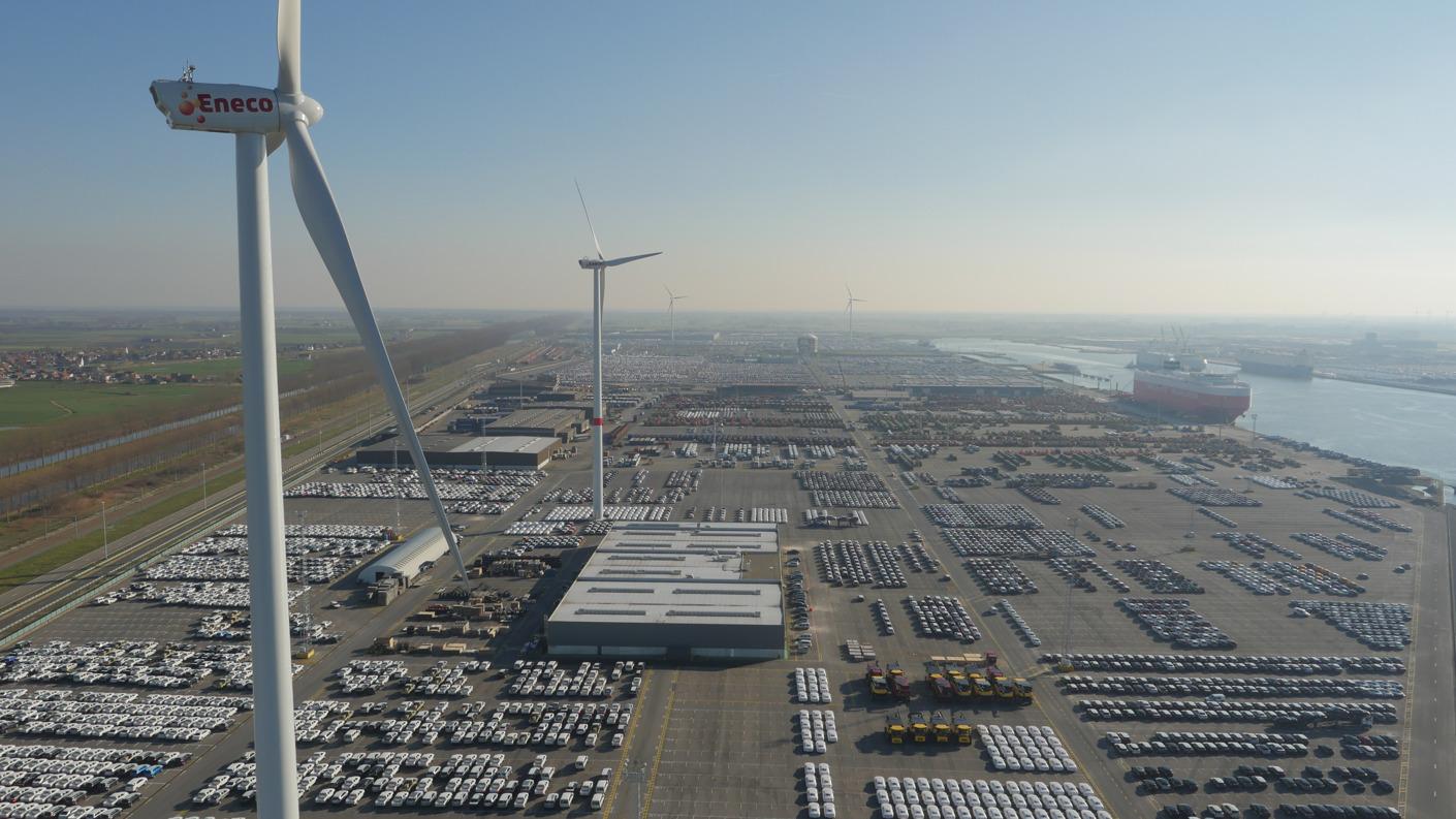 Eerste crowdfunding voor Vlaamse windturbine van start
