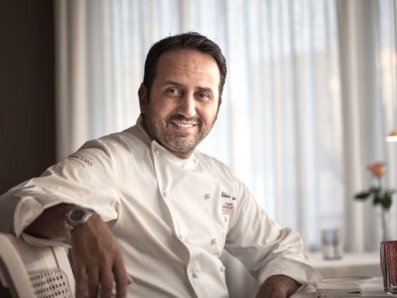 Chef Roberto Proto, ristorante Il Saraceno*, Cavernago (BG)