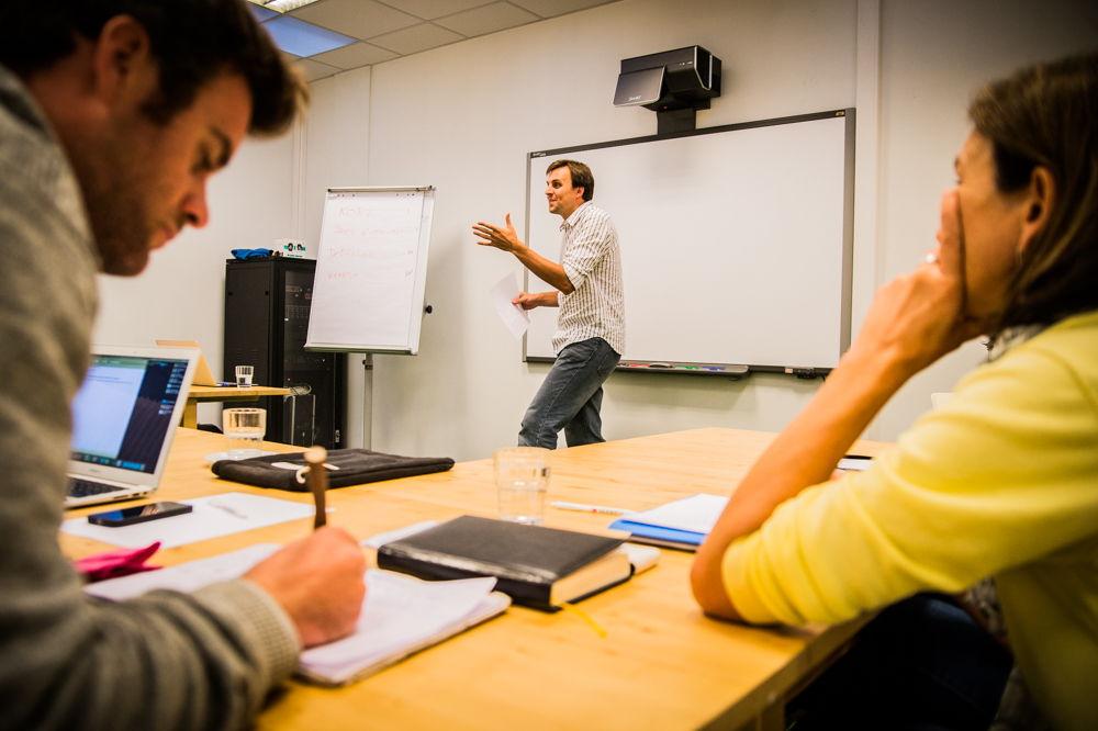 Algemene vragen worden vaak tijdens een workshop beantwoord