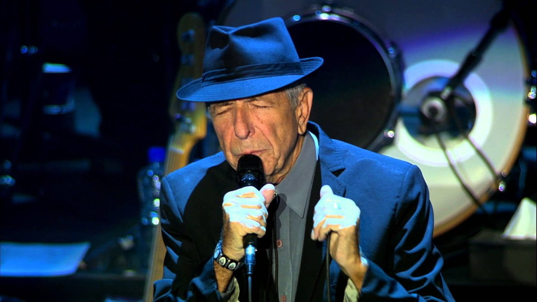 Leonard Cohen in Dublin - (c) Sony Music