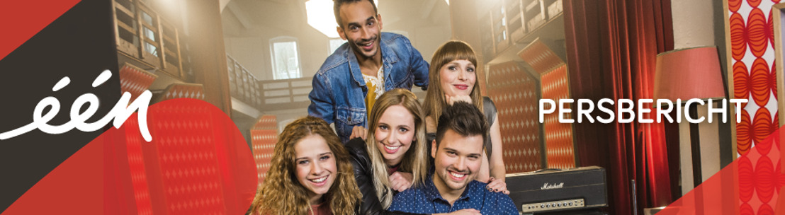 VIDEO   Vijf jonge toptalenten centraal in Eurosong 2016