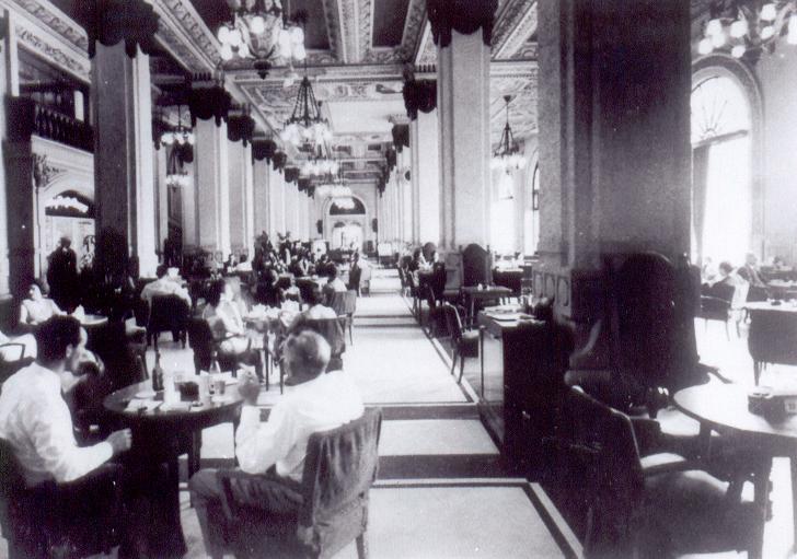 The Lobby, 1950s