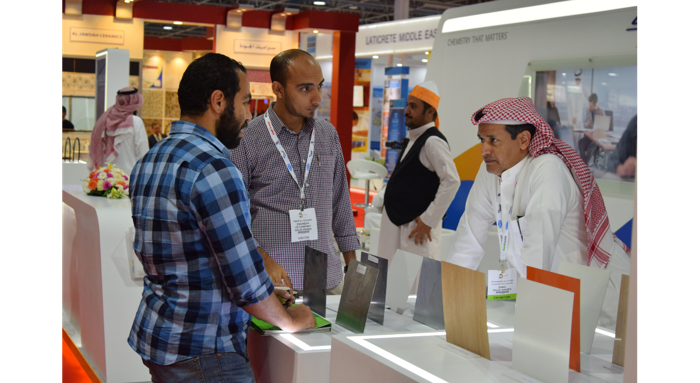 SAUDI ARABIA'S CONSTRUCTION MARKET ATTRACTS INDUSTRY LEADERS FROM 20+ COUNTRIES
