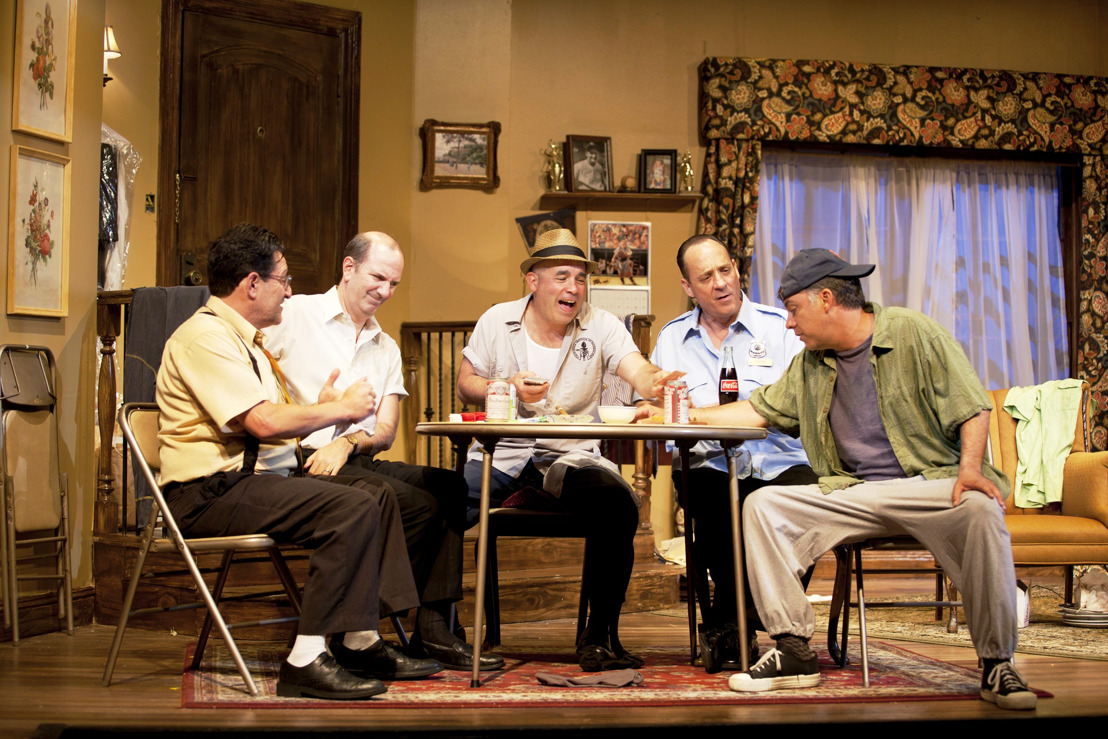 """Vince Donvito Takes To The Stage In Neil Simon's """"The Odd Couple"""""""