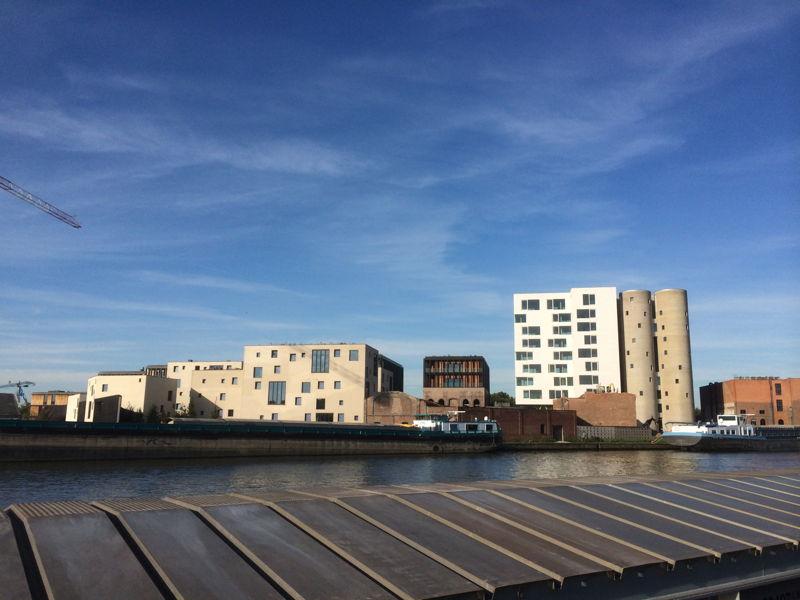 Kanaal Project, Wijnegem - Belgium