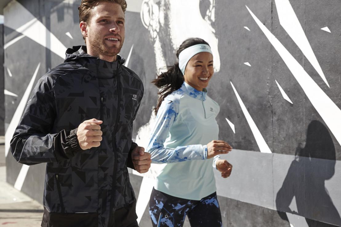 DECATHLON stelt nieuwste runningcollectie voor mannen voor!