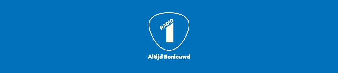 Nieuwe programma's en vaste waarden kleuren de zomer van Radio 1