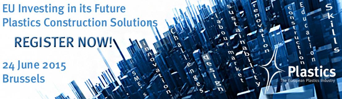 EU Investing in its future – Plastics Construction Solutions