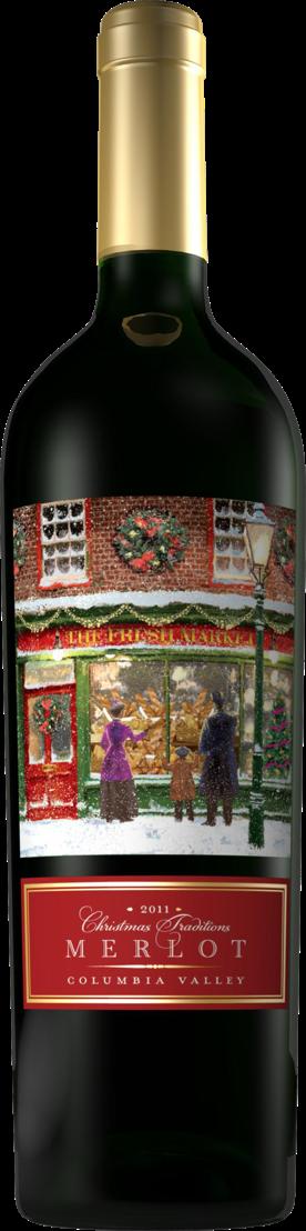 TFM Merlot Christmas Wine