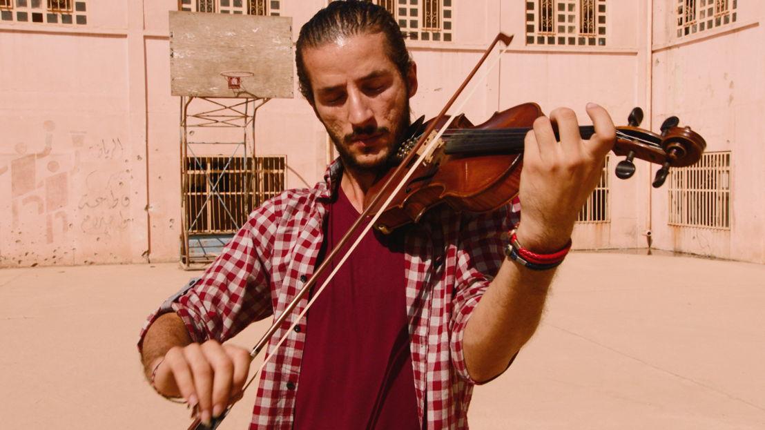Nieuwe muziekinstrumenten voor Mosul - (c) VRT