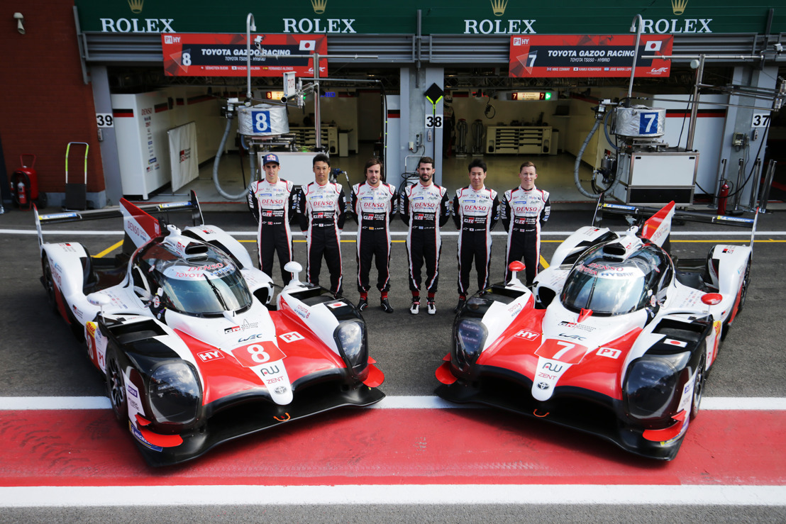 TOYOTA GAZOO RACING READY FOR LE MANS CHALLENGE