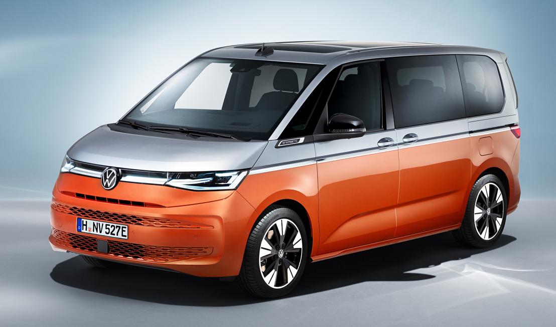Première mondiale du nouveau Multivan – un mode de vie automobile tourné vers l'avenir