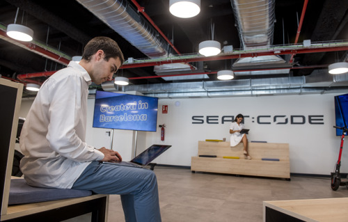 SEAT:CODE debuts new headquarters and celebrates its first year as SEAT's digital machine
