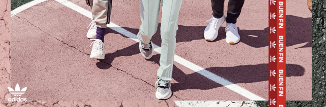 adidas Originals presenta sus promociones para el Buen Fin 2019