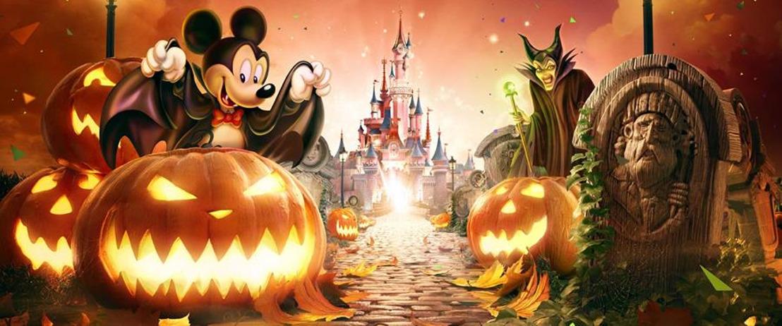 Een monsterlijk gekke Halloween in Disneyland Paris, volledig in het teken van 90 jaar vol Mickey plezier!