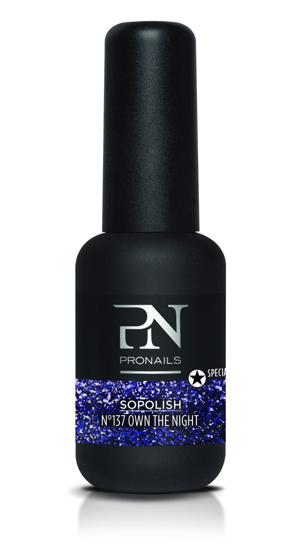 Sopolish 'Own The Night' uit Own The Night' collectie - salonbehandeling