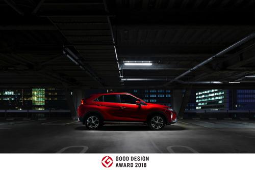 Mitsubishi Eclipse Cross gagne le GOOD DESIGN Award 2018