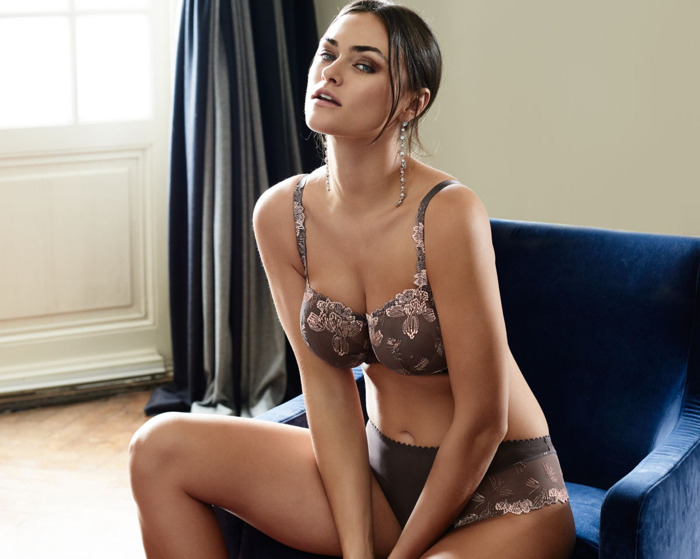 Be seduced by PrimaDonna's winter 2018 ultra-feminine lingerie collection