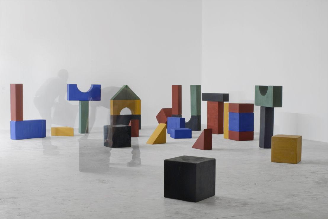 Yto Barrada. Lyautey Unit Blocks, 2010. Courtesy the artist and Sfeir-Semler Gallery, Hamburg/Beirut